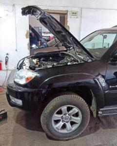 Ремонт паливної системи автомобіля