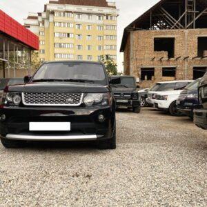 Range Rover сервіс автомобіля