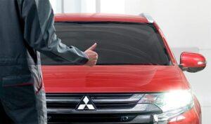 Mitsubishi сервіс автомобіля