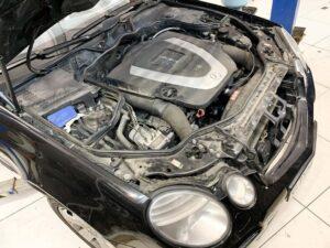 Mercedes-Benz сервіс автомобіля