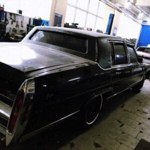 Lincoln сервіс автомобіля