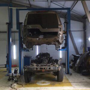 Jaguar сервіс автомобіля
