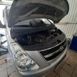 Hyundai сервіс автомобіля
