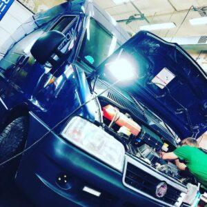 Fiat сервіс автомобіля
