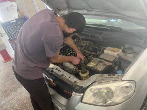 Chevrolet сервіс автомобіля