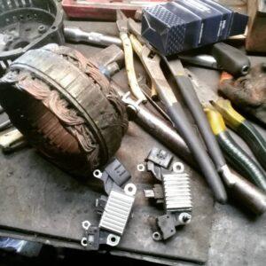 Ремонт генераторів авто