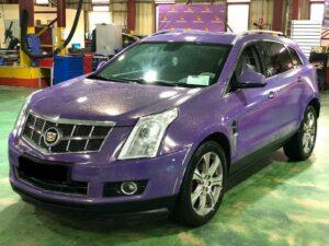Cadillac сервіс автомобіля
