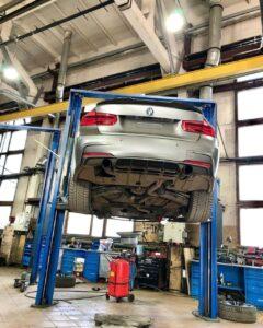 BMW сервіс авто