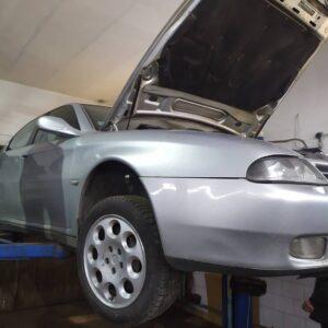 Alfa Romeo сервис автомобиля