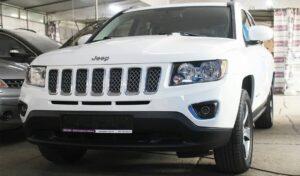 Сервис jeep автомобиля