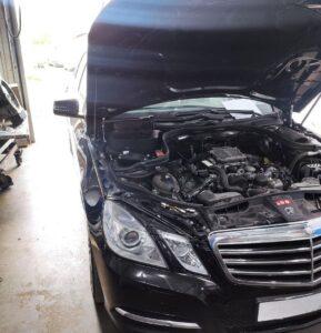 Діагностика двигуна автомобіля