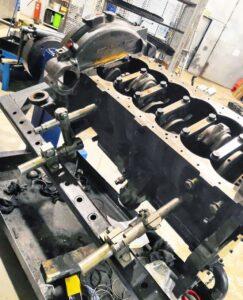 Ремонт дизельних двигунів автомобіля