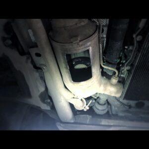 Видалення фільтр сажі автомобіля